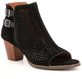 Vionic WALK.MOVE.LIVE Vionic Aloft Chryssa Perforated Booties