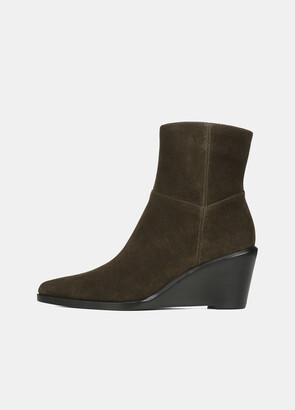 Vince Suede Mavis Ankle Boot
