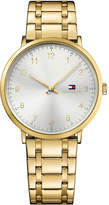Tommy Hilfiger 1791337 PVD gold-plated watch