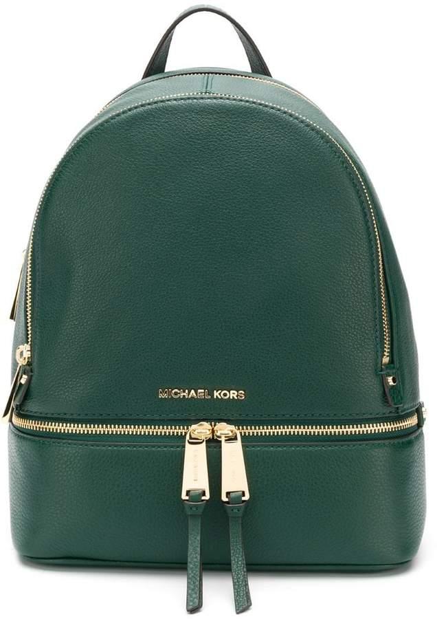 f0f1c6809d9 MICHAEL Michael Kors Green Handbags - ShopStyle