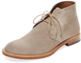Antonio Maurizi Leather Lace-Up Chukka Boot