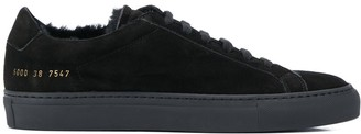 Common Projects Lace-Up Low Top Sneakers