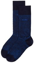 HUGO BOSS Mercerized Cotton Socks