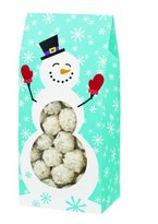 Wilton Merry and Sweet Snowman Tent Box - 3 Pack