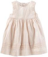 Osh Kosh 2-Piece Pleated Sparkle Dress