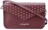 Lancaster studded envelope bag