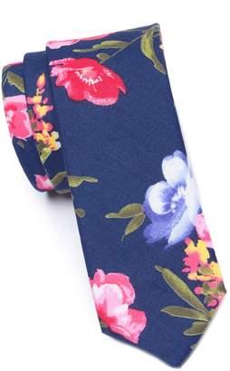 Original Penguin Leandro Floral Tie