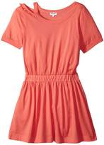 Splendid Littles Cold Shoulder Dress Girl's Dress