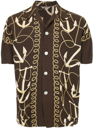 Fake Alpha Vintage 1950's Hawaiian shirt
