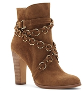 VC John Camuto Cai – Chain-Wrapped Bootie