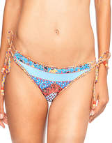 Seafolly Caribbean Kool Tie Side Brazillian
