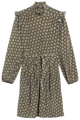 Max Mara Printed Mini Dress