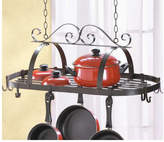 Darby Home Co Kitchen Hanging Pot Rack