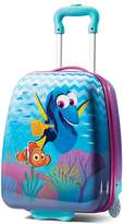 American Tourister Disney / Pixar Finding Dory 18-Inch Hardside Wheeled Carry-On by
