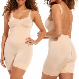 Magic Body Fashion Low Back Bodysuit