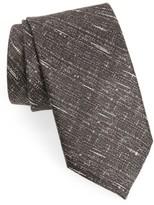 Canali Men's Textured Silk Tie