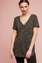 Cloth & Stone Melange V-Neck Top