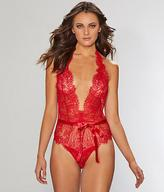 L'Agent by Agent Provocateur Idalia Playsuit
