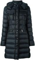 Moncler 'Hermine' long padded coat