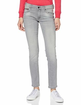 Tommy Jeans Women's Sophie Lr Skinny Ankle Artg Straight Jeans