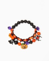 Charming charlie Mischief Night Beaded Bracelet Only 1 left Name Qty Mischief Night Beaded Bracelet 1 // Only 1 left in Black!
