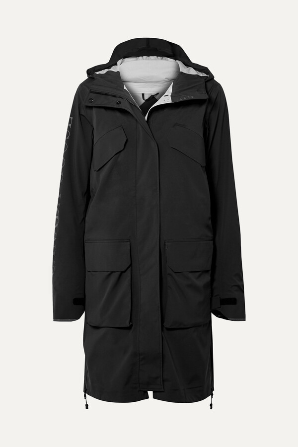 Thumbnail for your product : Canada Goose Seaboard Hooded Shell Jacket - Black