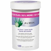 Almay Oil Free Eye Makeup Remover Pads