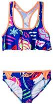 Seafolly Neon Pop Tankini Girl's Swimwear