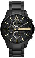 Armani Exchange Ax2164 Chronograph Bracelet Strap Watch, Black