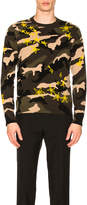 Valentino Star Print Sweater
