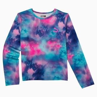 Puma Evide Little Kids' Long Sleeve Fashion Top