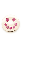Marc Jacobs Smiling Face Single Stud Earring