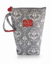 2 Red Hens Studio Diaper Pack Grey Damask, 1-Pack