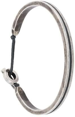 M. Cohen twist clasp bracelet