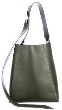91edc18f2d Leather Bucket Bag - ShopStyle