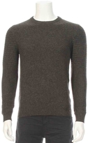 RON HERMAN X C+C Crew Neck Cashmere Sweater