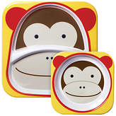 Skip Hop Melamine Dinner Set, Monkey
