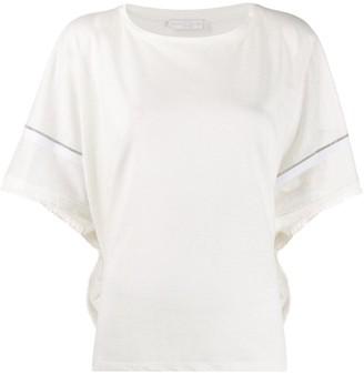 Fabiana Filippi oversized short-sleeve T-shirt
