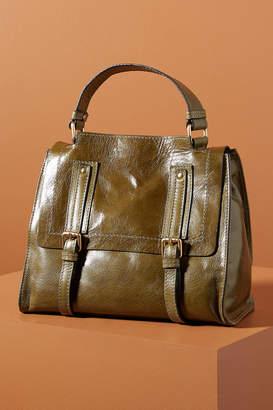 Anthropologie Tatum Leather Tote Bag