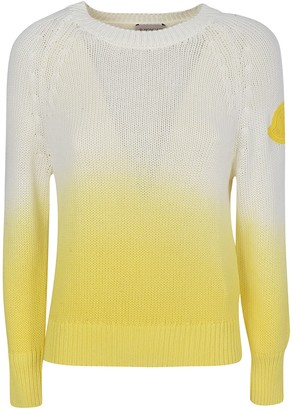 Moncler Ribbed Sweater