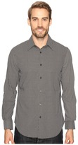 Perry Ellis Printed Geometric Circle Shirt