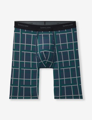 Tommy John Go Anywhere Boxer Brief, Print