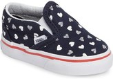 Vans Classic Slip-On (Baby, Walker & Toddler)