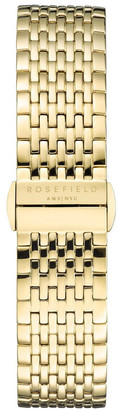 ROSEFIELD UEG-S135 Up E Side Gold Watch
