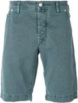 Jacob Cohen chino shorts - men - Cotton/Linen/Flax/Spandex/Elastane - 32