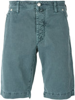 Jacob Cohen chino shorts - men - Cotton/Linen/Flax/Spandex/Elastane - 34