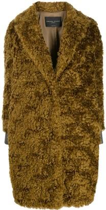 Fabiana Filippi Oversized Knit Coat