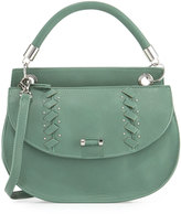 Danielle Nicole Theia Faux-Leather Shoulder Bag, Jade