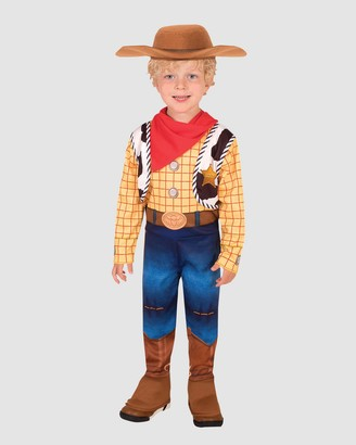 story. Woody Deluxe Toy 4 Costume - Kids