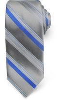 Haggar Striped Microfiber Tie